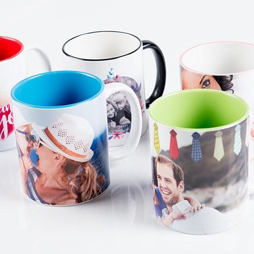Two Tone Mugs