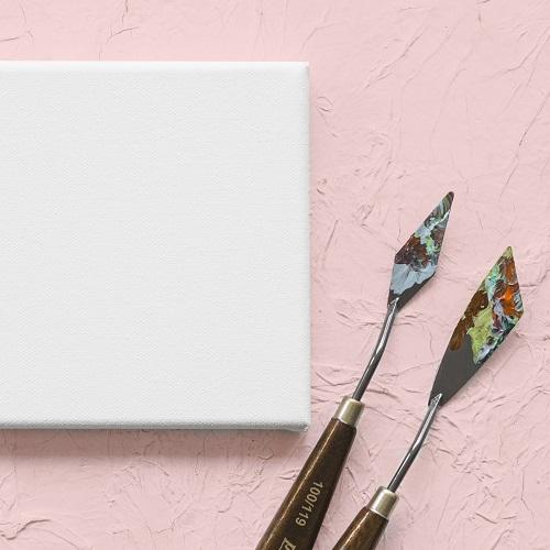 Artist Blank Canvas
