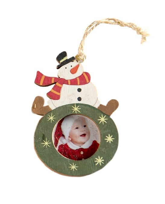 Christmas Tree Ornaments.Christmas Tree Decor Small Snowman Green