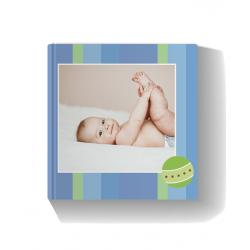 Baby Boy Photo Book
