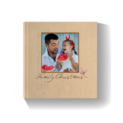 Christmass With Family Photo Book