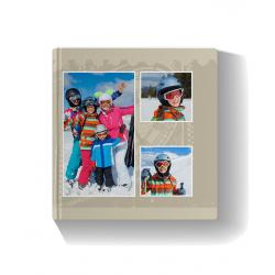Contiki Tour Photo Book
