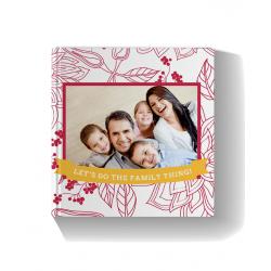 Family Smiles Photo Book