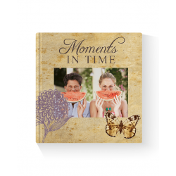 Moments In Time Photo Book