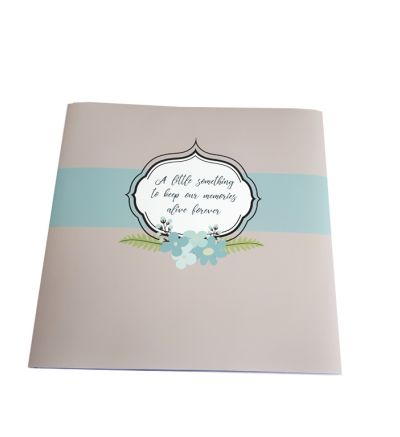 30 x 30 cm Book Wrapper