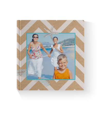 Beach Fun Photo Book
