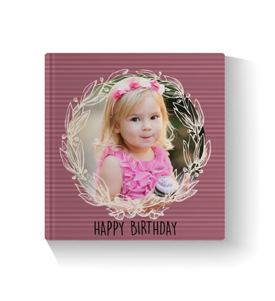 Big Birthday Photo Book