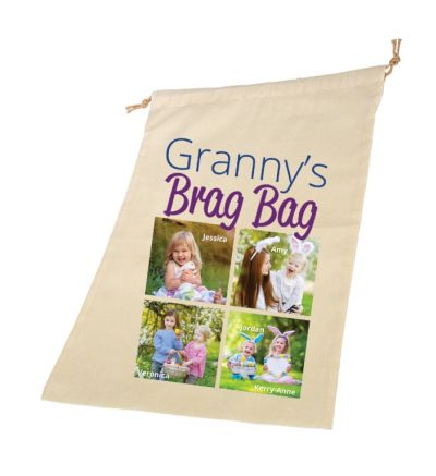 Brag Bag Personalised Draw String Bags