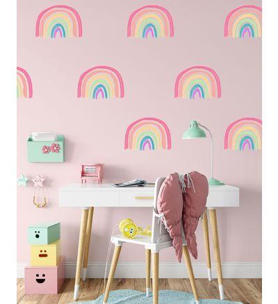 Colourful Rainbow Pattern
