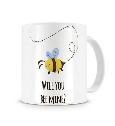 Colour Change Mugs Bee Mine
