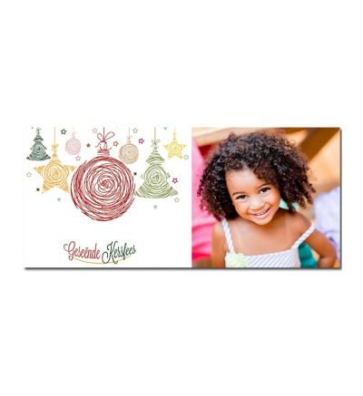 Colour Change Mugs Christmas Stars Afrikaans