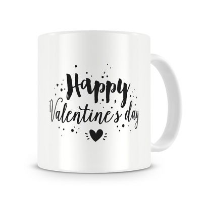 Colour Change Mugs Happy Valentines Day
