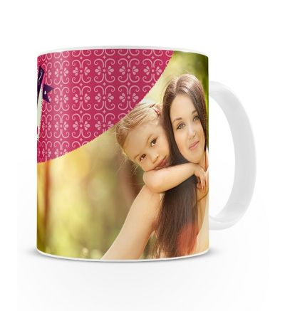 Colour Change Mugs Moedersdag Pienk en Pers