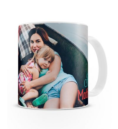 Colour Change Mugs Mothersday Ribbon