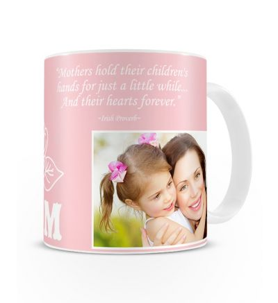 Colour Change Mugs Mothersday Rose