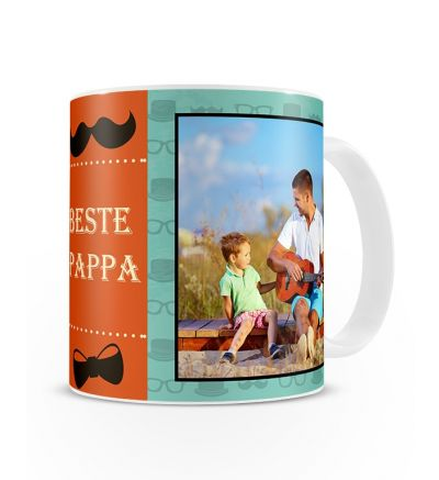 Colour Change Mugs Vadersdag Beste Pappa