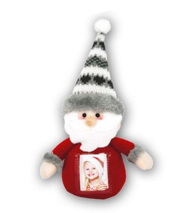 Christmas Soft Santa Red