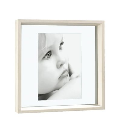 Solid Wood Photo Frame Double Glass