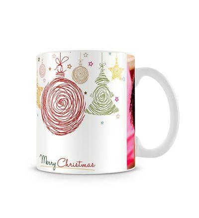 Message Mugs Christmas Stars