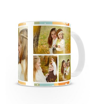 Message Mugs Dots And Strips