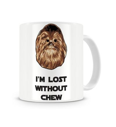 Message Mugs Lost Chew