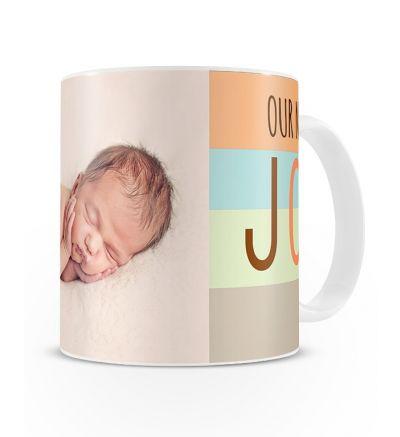 Message Mugs Newest Joy