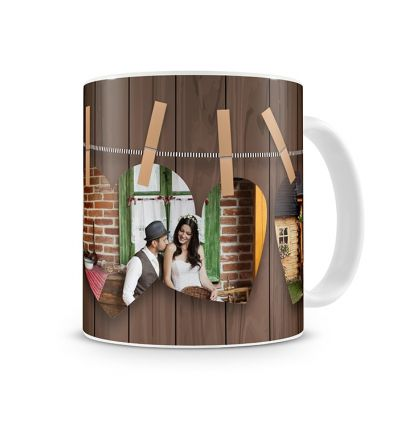 Message Mugs Pegs Of Love