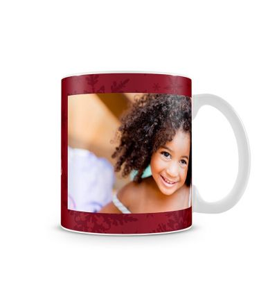 Message Mugs Red Christmas Afrikaans