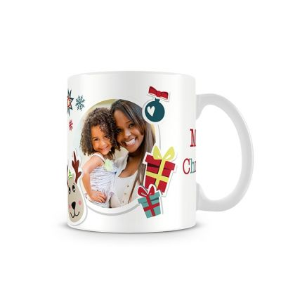 Message Mugs Rheindeer