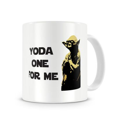 Message Mugs Yoda For Me