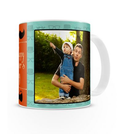 Metallic Mugs Fathersday Dress up