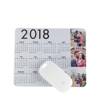 Mouse Pad Calendar Calendar Side 2020