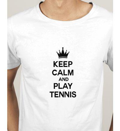 Novelty Mens T Shirts Tennis