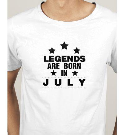 Novelty Mens T Shirts July