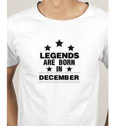 Novelty Mens T Shirts December