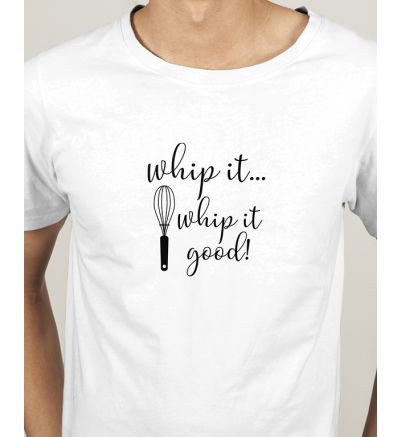 Novelty Mens T Shirts Whip it