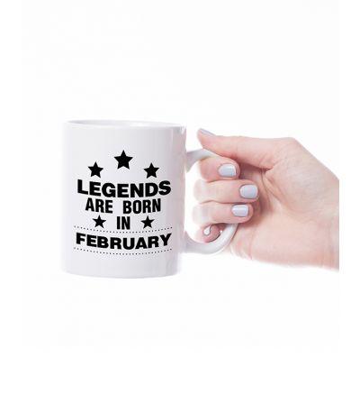 Novelty Mug  February