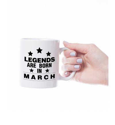 Novelty Mug  March