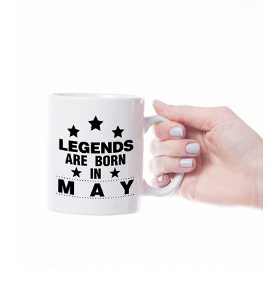 Novelty Mug  May