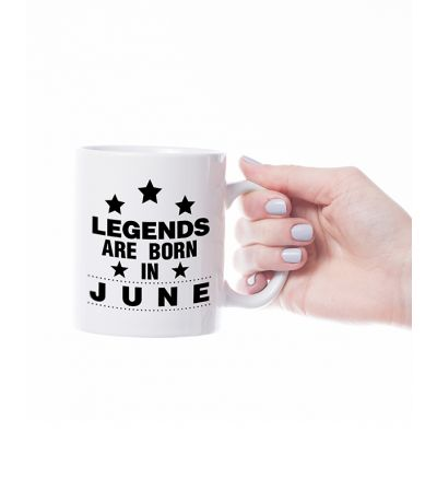 Novelty Mug  June