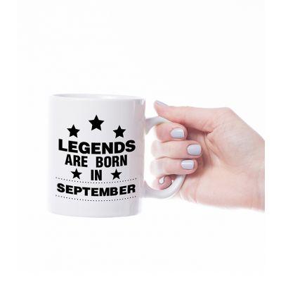 Novelty Mug  September