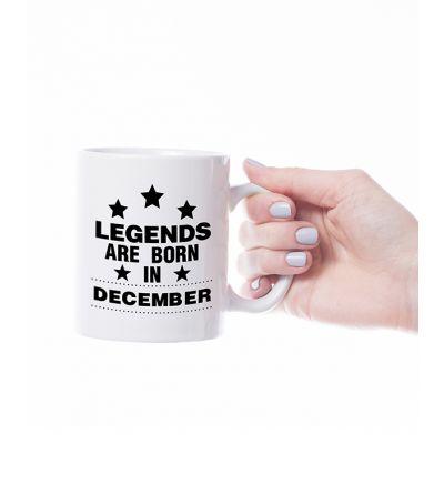 Novelty Mug  December