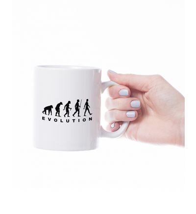 Novelty Mug  Evolution
