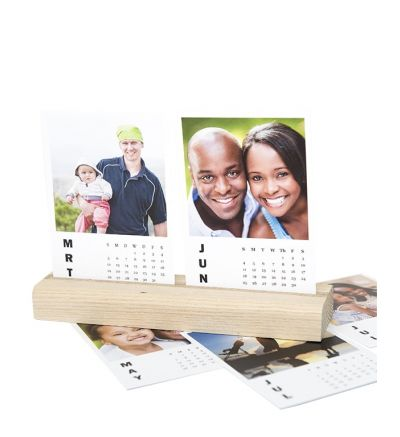Polaroid Calendar Black 2020