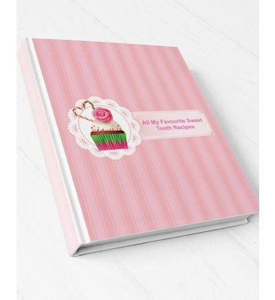 Cheerful Cupcake Photo Book