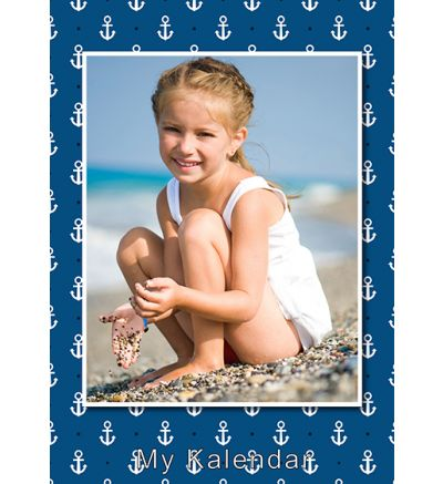 Portrait Calendar Sea Side