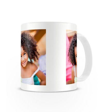 Standard Mug White 2 Image Design