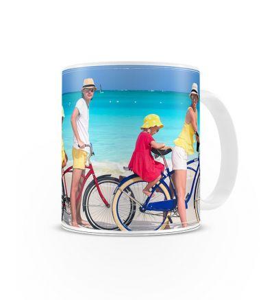 Standard Mug White Image With Mask