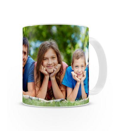 Standard Mug White Single Image