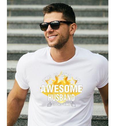 Personalised Mens T-Shirt